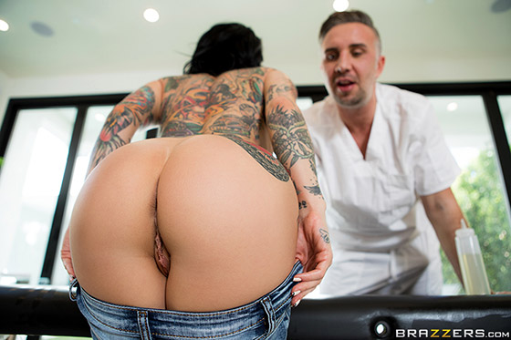 Massage Yourself with Joanna Angel