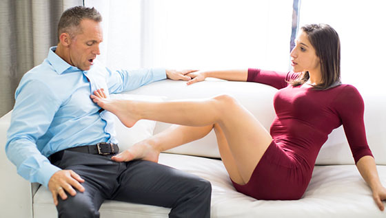 The Touch Of Another Man with Abella Danger