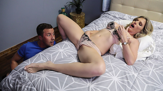 Help Me Out with Cory Chase