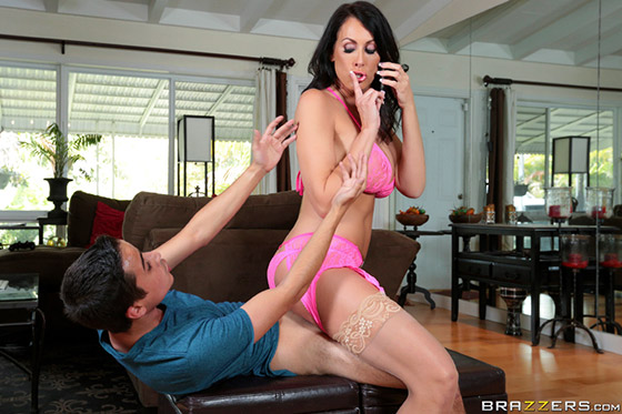 I'm A Total MILF! with Reagan Foxx