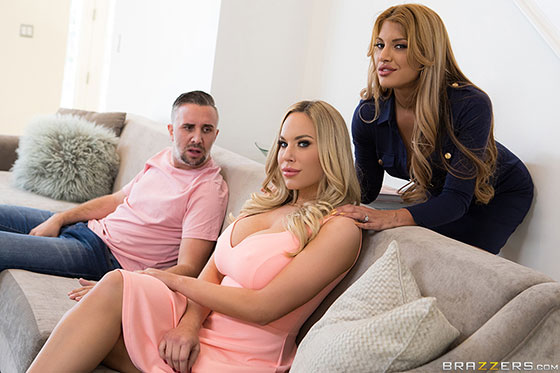 Couples Counselling with Mercedes Carrera, Olivia Austin