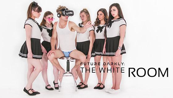 Future Darkly The White Room with Gracie May Green, Nina North, Carolina Sweets, Alison Rey