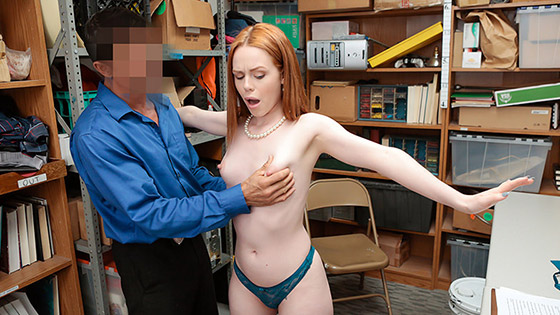 [Shoplyfter] Ella Hughes (Case No. 5144158 / 07.11.2018)