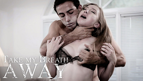Take My Breath Away with Gracie May Green