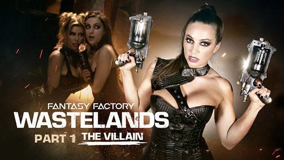 Wastelands Episode 1 with Abigail Mac, Alexis Fawx, Georgia Jones