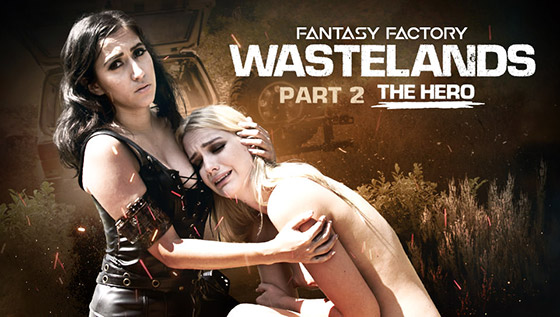 Wastelands Episode 2 with April O'Neil, Kenna James