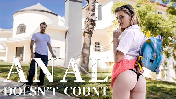 Anal Doesnt Count with Chloe Foster