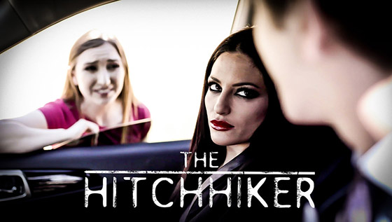 The Hitchhiker with Gracie May Green, Kissa Sins