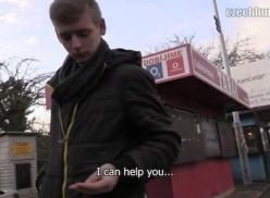 Novinho lindo deu por dinheiro.