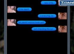 Saradão marcou pelo chat e foi pegar o ativo.