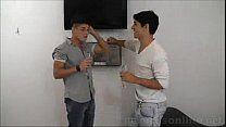 Gay brasileiro meteu com o namorado da irma – sexo gay brasileiro