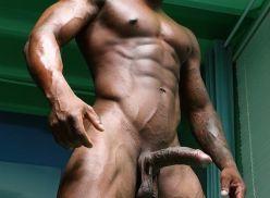 Fotos de negros dotados pelados nu
