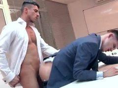 sexo con el jefe