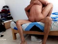 sexo anal con verga