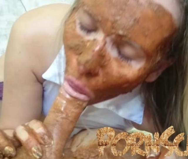 Demonic Scat Blowjob Brown Wife Fullhd 2017