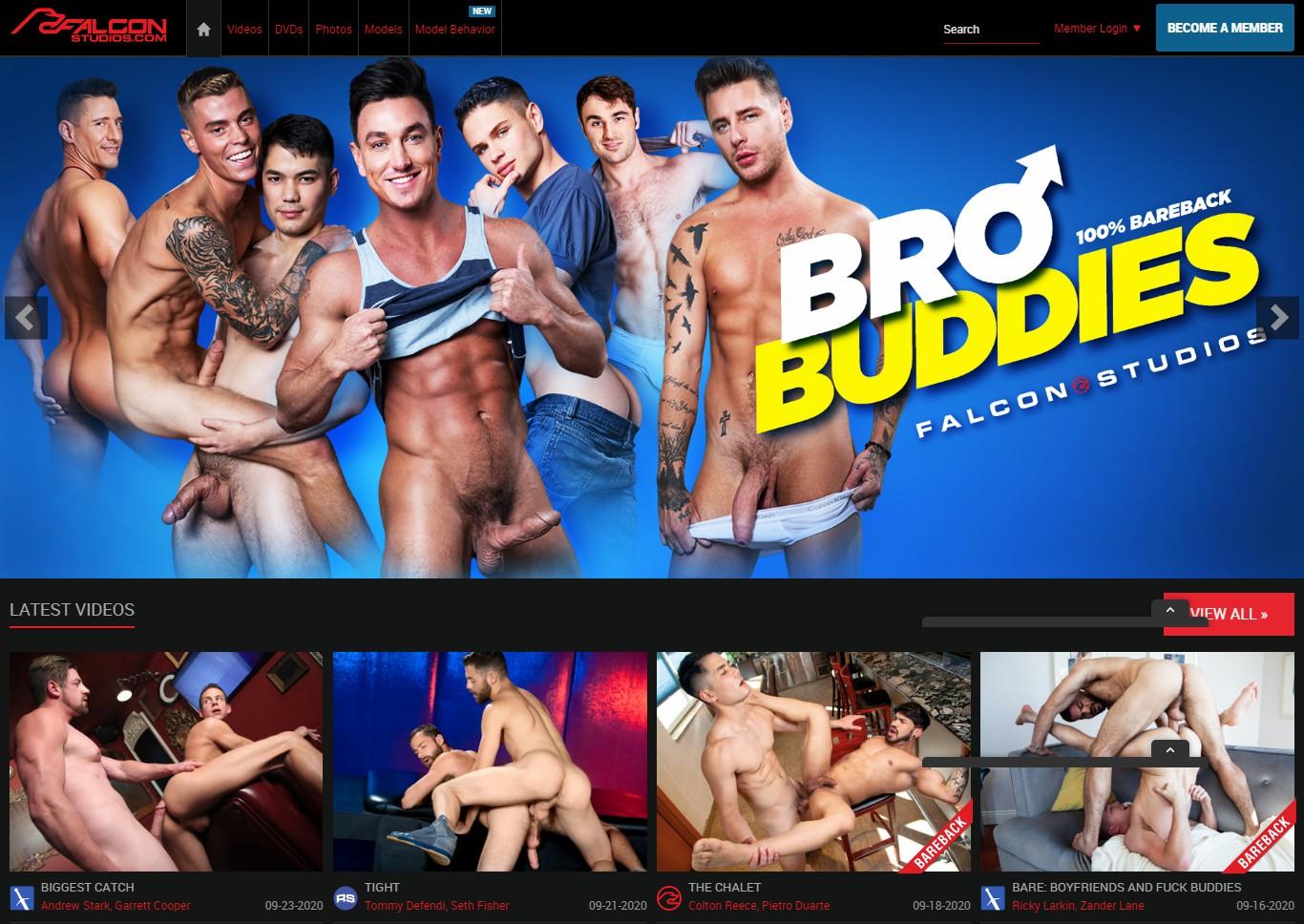 FalconStudios - Best Premium Gay Porn Sites