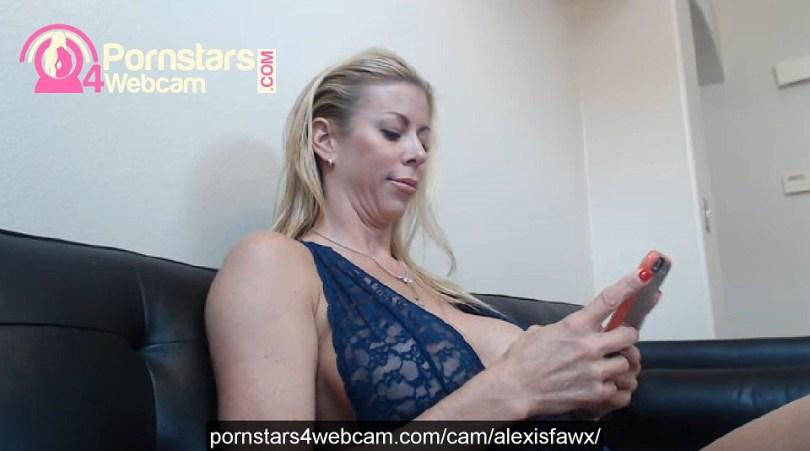 Alexis Fawx Live Cam Sex Picture