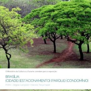 Poro realiza exposição na Funarte de Brasília