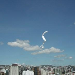 Desenhando no vento (fotos)