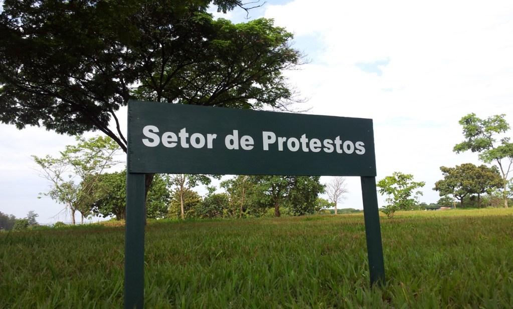Setor de Protestos