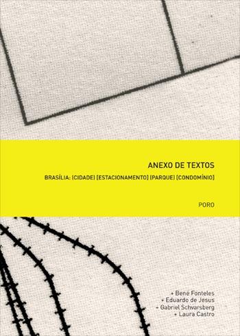 Anexo de textos - Capa