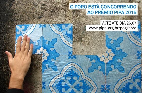 Poro Prêmio Pipa 2015