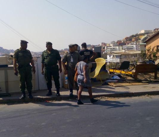 RANARISON Tsilavo NEXTHOPE Expulsion de Solo - Home