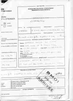 RANARISON Tsilavo a signé les ordres de virement 2010 29 - En 2010, RANARISON Tsilavo a signé TOUS les ordres de virements bancaires de CONNECTIC Madagascar  vers EMERGENT