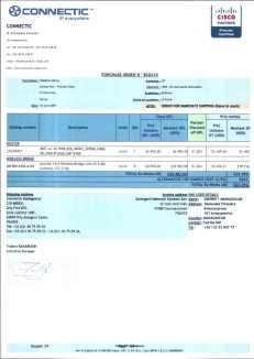 RANARISON Tsilavo ont signé les bons de commande de EMERGENT pour WESTCON Africa Page3 - Ce n'est qu'en septembre 2012, que RANARISON Tsilavo reçoit la confirmation que la société française EMERGENT NETWORK appartient exclusivement à Solo