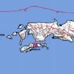 BMKG Mencatat Kamis Pagi 2 Kali Gempa Goyang Ambon dan Kairatu