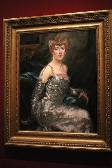 Portrait de Madame Pillet-Will (vers 1900-1905) - Albert Besnard