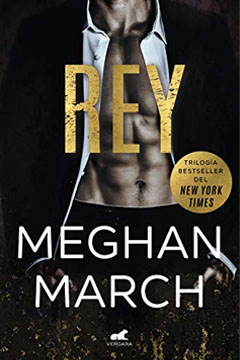 Rey de Meghan March. Reseña.