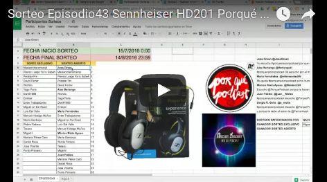 Sennheiser HD201