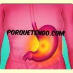 Porque Se Inflama El Estómago | Cual es la Causa ?