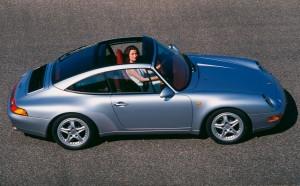 1996 Porsche 911 (993) Targa