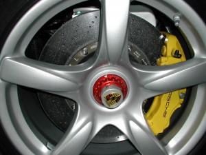 Porsche Carrera GT Brakes