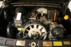 1989 911 Porsche Carrera Engine