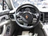 2011 Geneva Motor Show Porsche Panamera Hybrid