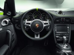2011 Porsche 911 Turbo Edition 918 spyder Interior Steering wheel