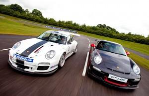 2011 Porsche 911 GT3 Cup  Car