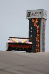 Barber Motorsports Park Tower
