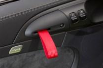 Peridot Metallic 2011 Porsche Cayman R Interior