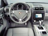 Porsche Cayenne S 2004 1600x1200 wallpaper Interior