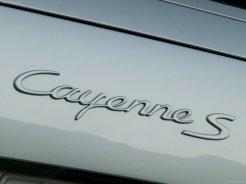 Porsche Cayenne S 2004 1600x1200 wallpaper Sign