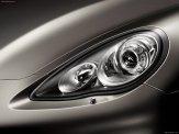 Porsche Panamera 2010 1600x1200 wallpaper Front headlight