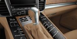 Porsche Panamera S 2011 3000x1560 wallpaper Interior Gear box