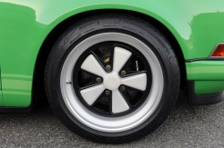 2011 Singer Racing Green Porsche 911 Wheel