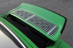 2011 Singer Racing Green Porsche 911 Engine grid