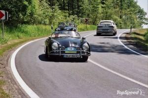 1951 Porsche 356 Speedster