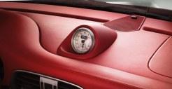 2011 Grey Porsche 911 Turbo Wallpaper Red interior